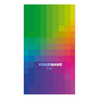 Couleurs Business Card