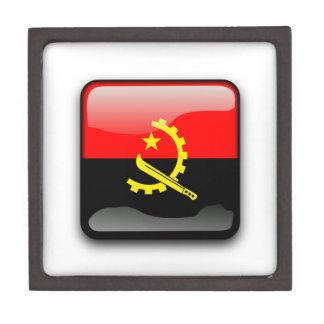 Couleurs de l'Angola Caja De Joyas De Calidad