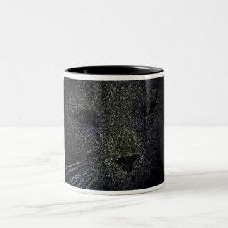 CoulFull Cat Two-Tone Coffee Mug