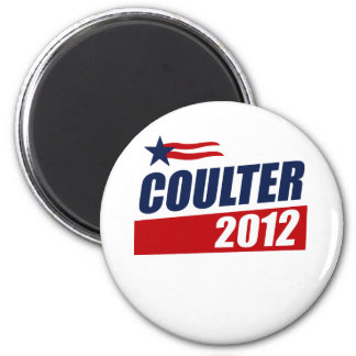 COULTER 2012 2 INCH ROUND MAGNET