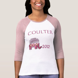 Coulter 2012 T-Shirt
