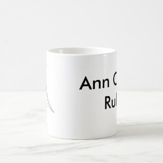 Coulter, Ann CoulterRules! Coffee Mug
