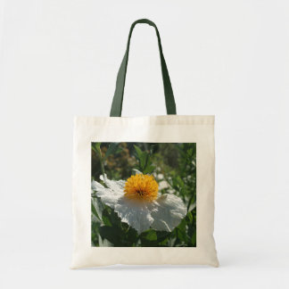 Coulter's Matilija Poppy Canvas Bags