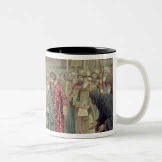 Council calling Michael F. Romanov  to the Two-Tone Coffee Mug