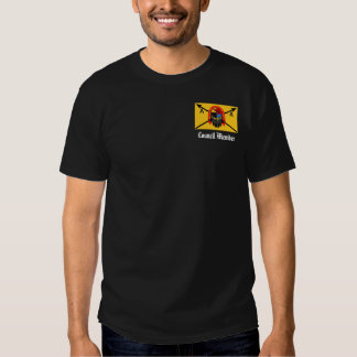 Council Member Dark T's T-shirt