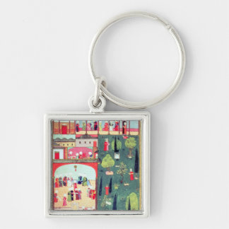 Council of ministers at Topkapi Palace Keychain