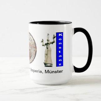 Council to Konstanz 600-year old anniversary Mug