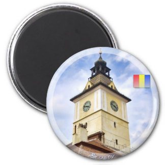 Council Tower Refrigerator Magnet