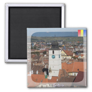 Council Tower Magnets