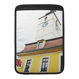 Council tower, Sibiu MacBook Sleeve
