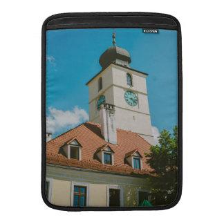Council tower, Sibiu Sleeve For MacBook Air