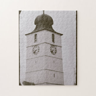 Council tower Sibiu Puzzle