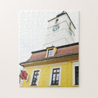 Council tower Sibiu Jigsaw Puzzle