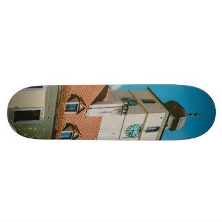 Council tower, Sibiu Custom Skateboard