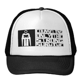 Counseling Survive Hat