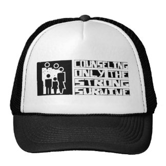 Counseling Survive Hats