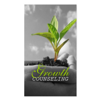 Counseling Therapist Spiritual Life Coach Business Card Templates