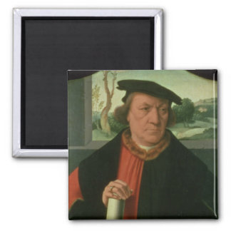 Counsellor Arnold Von Brauweiler, 1535 Magnet