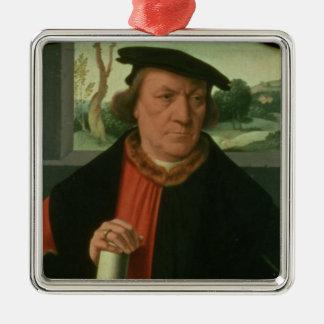 Counsellor Arnold Von Brauweiler, 1535 Metal Ornament