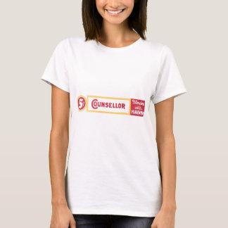 Counsellor Vintage Cigar Label image T-Shirt