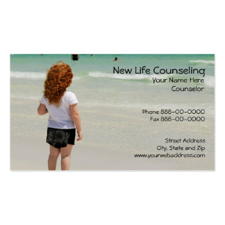 Counselor Business Card