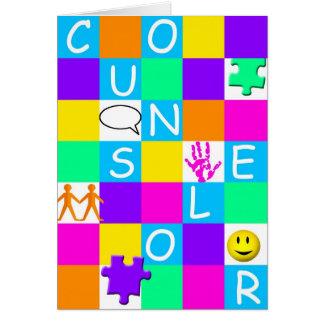 Counselor Card