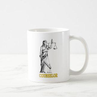 COUNSELOR COFFEE MUG