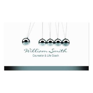 Counselor & Life Coach Tarjetas De Visita