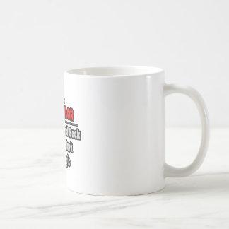 Counselor ... Stand Back ... Work My Magic Classic White Coffee Mug