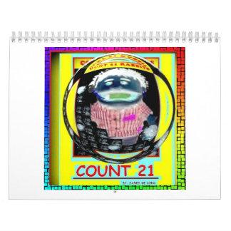 COUNT 21 CALENDAR