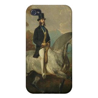 Count Alfred de Montgomery  1850-60 iPhone 4/4S Case