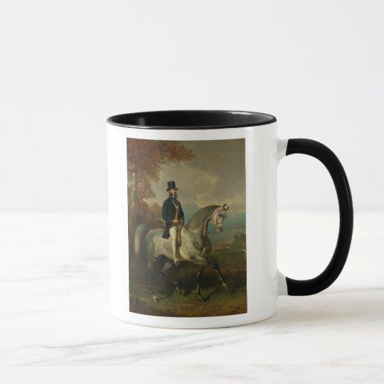 Count Alfred de Montgomery  1850-60 Mug