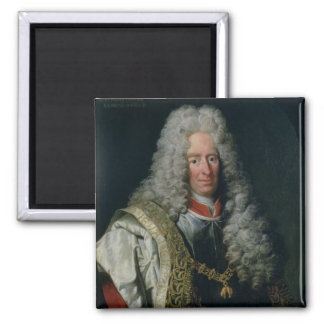 Count Alois Thomas Raimund von Harrach 2 Inch Square Magnet