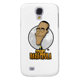 Count Barackula Samsung Galaxy S4 Cover