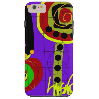 Count Basie, Jazz pianist! RIP Why? Tough iPhone 6 Plus Case