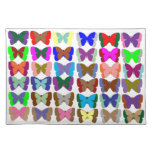 COUNT Butterflies n also LEARN Colors - Kid Stuff Cloth Placemat