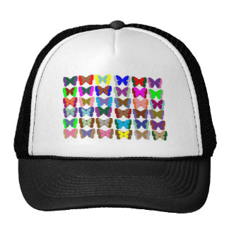 COUNT Butterflies n also LEARN Colors - Kid Stuff Hat