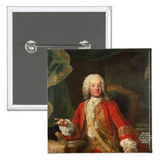 Count Carl Anton von Harrach Button