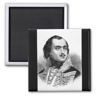 Count Casimir Pulaski.  Copy_War Image Magnet