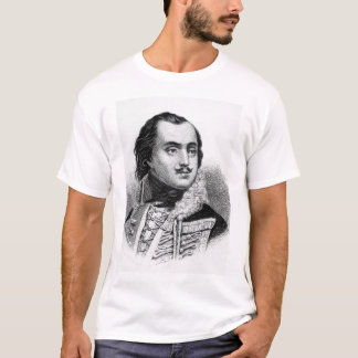 Count Casimir Pulaski.  Copy_War Image T-Shirt