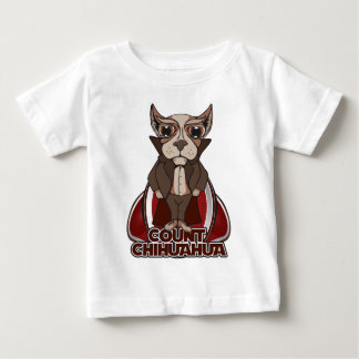 Count Chihuahua T-shirt