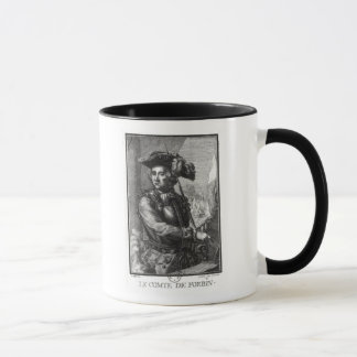 Count Claude de Forbin Mug