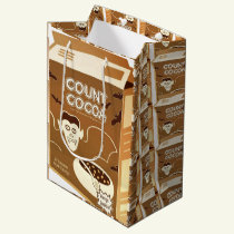Count Cocoa Cereal Box gift bag