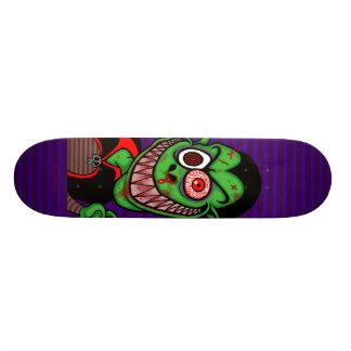 COUNT CRACKULA Skateboard