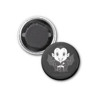 Count Cute® 1 Inch Round Magnet