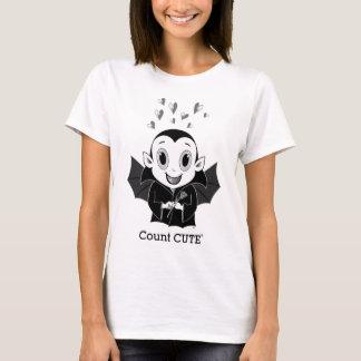 Count Cute® Apparel T-Shirt