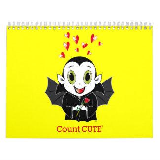 Count Cute® Calendar
