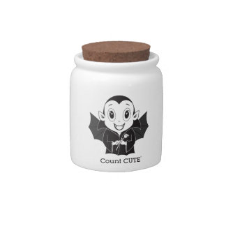 Count Cute® Candy Dish