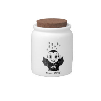 Count Cute® Candy Jar