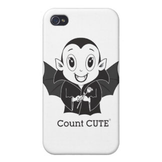 Count Cute® Case For iPhone 4